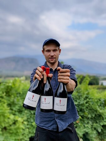 Maverick Estate Winery Provenance Pinot Noir