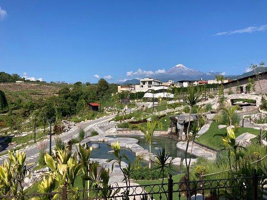 Una increíble vista es parte del paisaje diario en Cosco, Parque Recreativo :) te esperamos todos los días de la semana de 7:00 am a 22:00 hrs. ¡Visítanos!