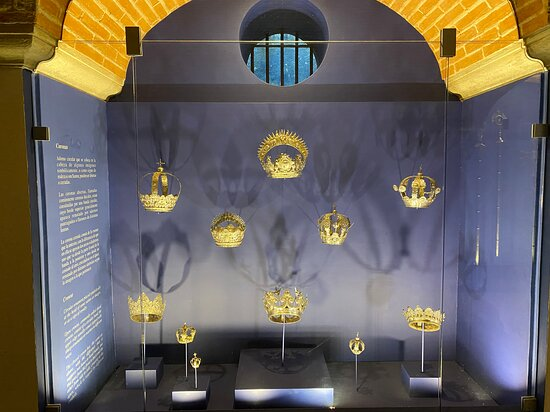 Inside the silver museum