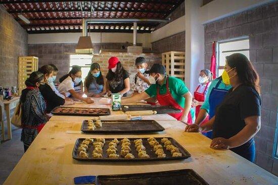 Experiencia de panadería ¿Haz elaborado tu propio pan? ¡Ven a vivir la magia!