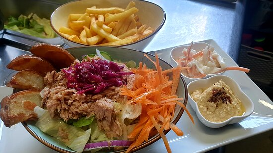 Tuna Salad Ball