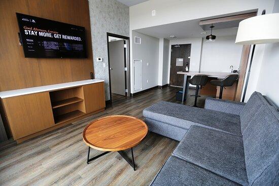 Room 2311 - using Suite Night upgrade