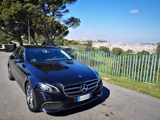 Cagliari Monte Urpino E Class Mercedes