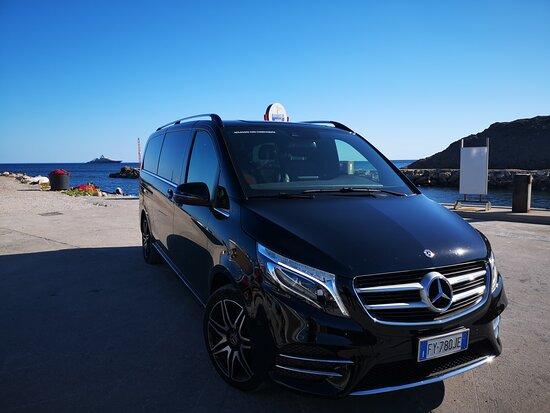 Cala Verde Port V Class Mercedes