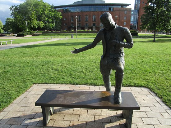 Young Will Statue