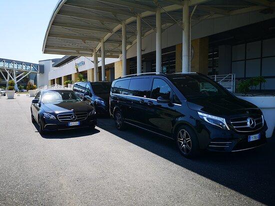 VIP Service airport Cagliari Mercedes