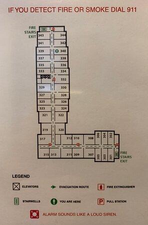 3rd Floor Layout