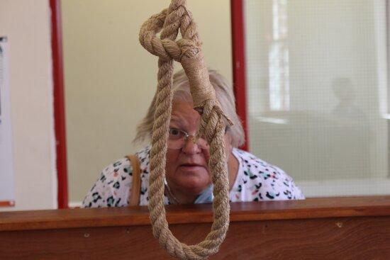 Shrewsbury Prison Guided Tour: no 'hanging around' here!