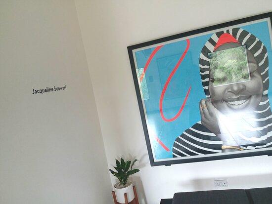 Retro Africa Gallery Art.