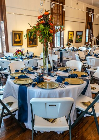 A great event venue in our upstairs gallery.