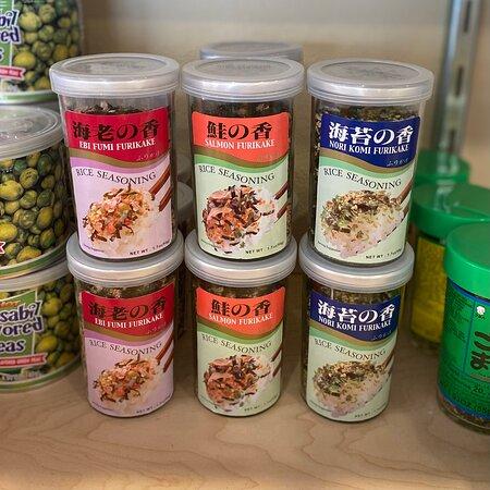 Shake it up! Furikake rice seasoning to spice up your every day. Sold at Wabi Sabi Japan Living