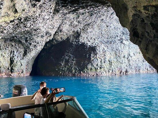 Otaru Blue Cave Cruise