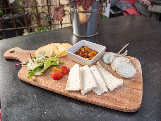Planche de fromage du vendredi soir