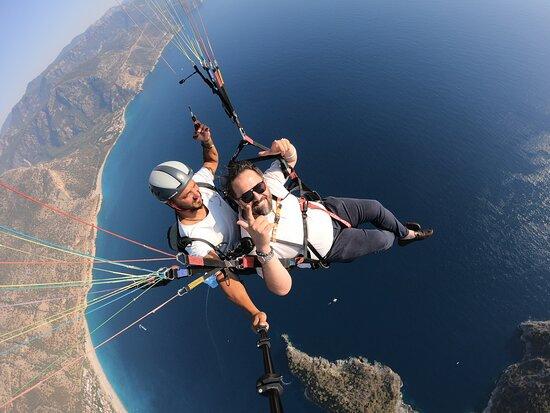 Paragliding Oludeniz, Fethiye, Turkey: 1
