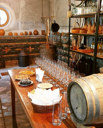 For wine degustation we are offering: - bread; - Cheese; - olive; - homemade oil;  - peach;  - watermelon;  - Churchkhela;  - Tklapi  - Jams; - Tkemali - sour sauce for food  - and other seasonal fruits.