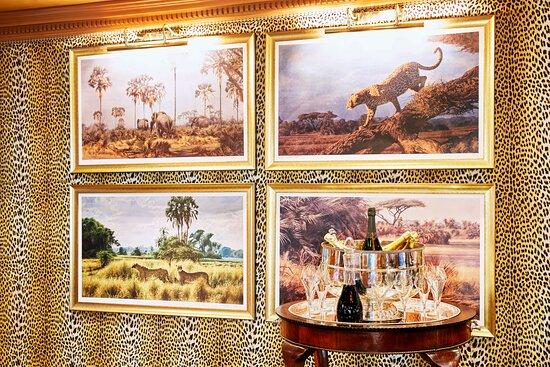 The Leopard Bar