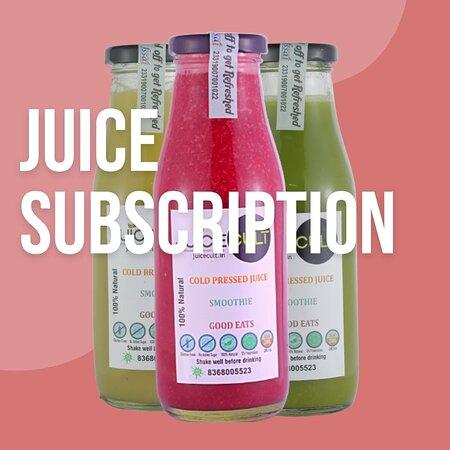 juice subscription