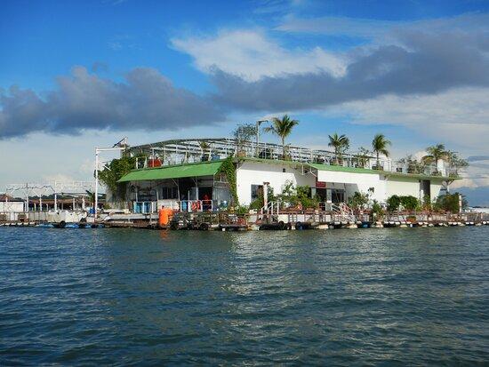 Let's Go Kelong Boat Tour at Pulau Ubin: Hai Long Wang