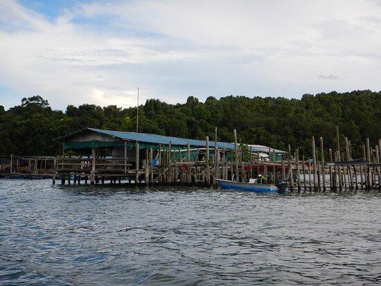 Let's Go Kelong Boat Tour at Pulau Ubin: vanishing kelong culture