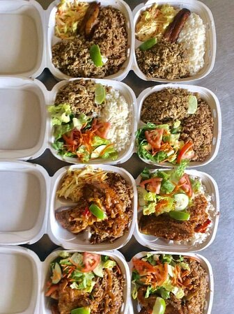 Take out lunches at Miss B's.