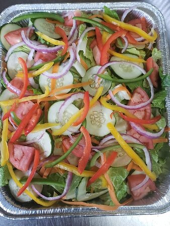 Miss B's catering salad