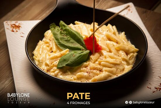 Pâte 4 fromages