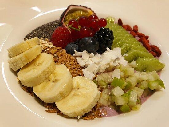 Veganes Frühstück
