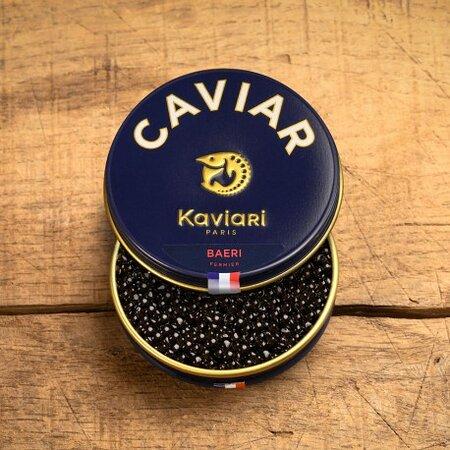notre caviar français