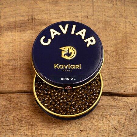 notre caviar kristal