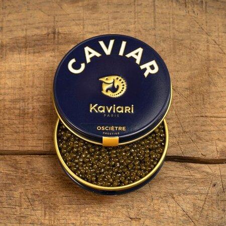 notre caviar oscietre