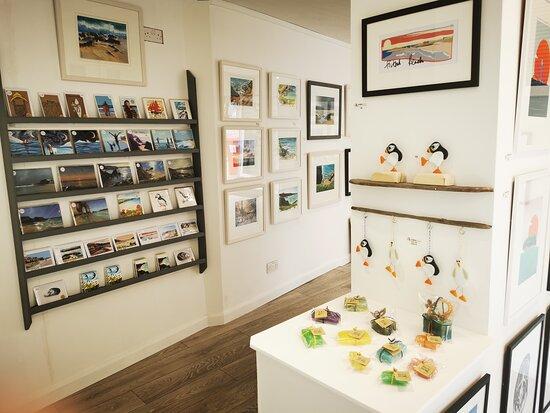 Saltwalls Gallery
