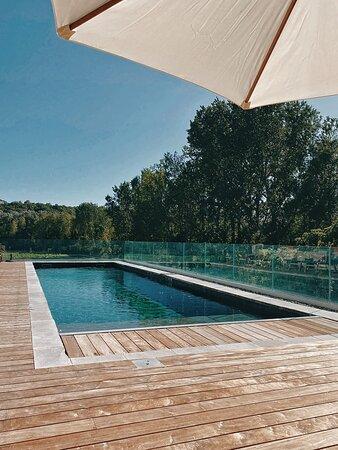 Photo de la Villa depuis les jardins – Bild von Hôtel Villa Walbaum, Vallon-Pont-d'Arc - Tripadvisor