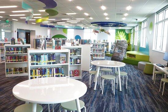 The 2nd Floor Children's Area