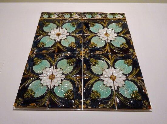 Museu Bordalo Pinheiro: azulejos - gorgeous!