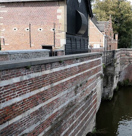 Mechelen Fulling Mill - Volmolen