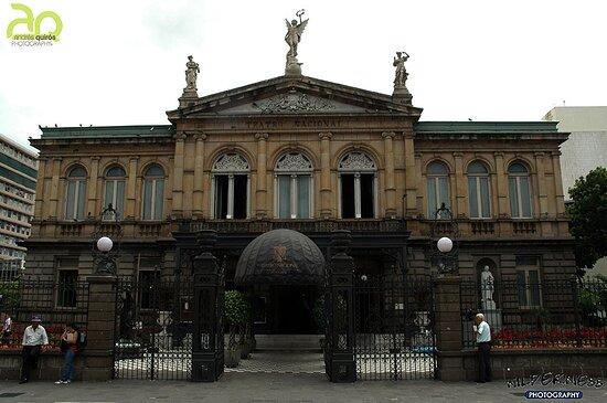 San José, Costa Rica: National Theater San Jose Downtown