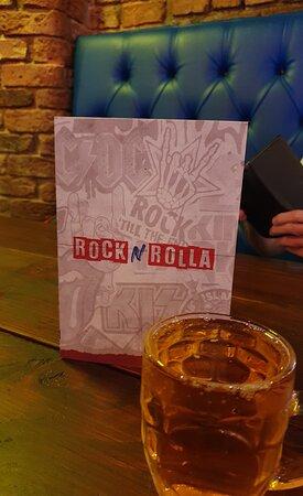 Rock&Rolla Liverpool City Centre.