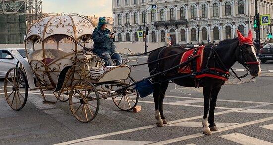 Санкт-Петербург, Россия: Карету мне, карету!!! «Горе от ума» А. Грибоедов🤣