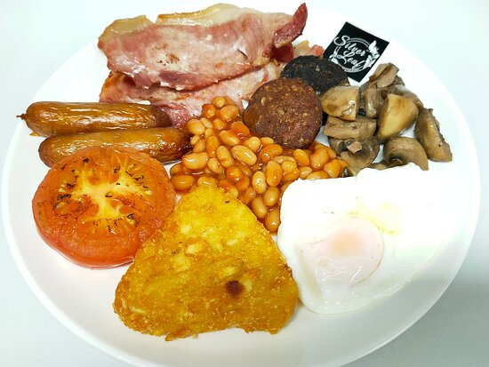Dublin, Irlanda: ( Start your day with Silver Leaf's Breakfast)