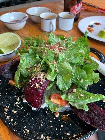 Large Beet Salad