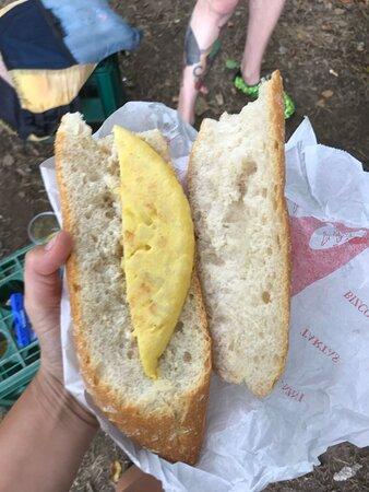la escasez de la tortilla es evidente