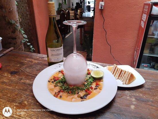 Estos platillos son especiales para degustar en el restaurante Bocatto con un buen vino tinto o cerveza se acompañan de ambos una delicia les encantará