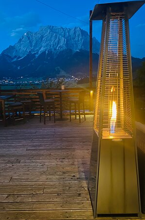 Zimmerausblick am Morgen  - Hotel MOHR life resort, Lermoos 사진 - 트립어드바이저