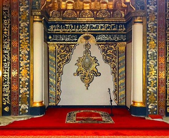 إسطنبول, تركيا: Beautiful Masjid. Located in Istanbul, Turkey