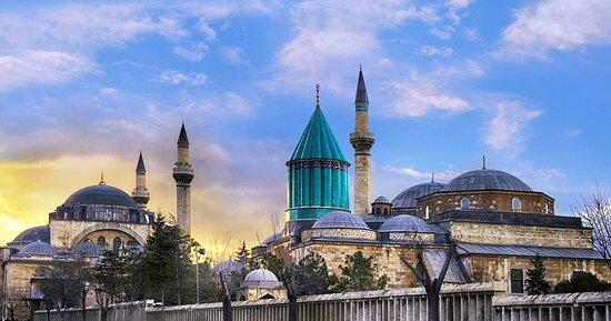 إسطنبول, تركيا: Masjid near Takseem Square