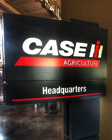 Some very neat tractors and history on case