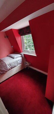 Single room on third floor