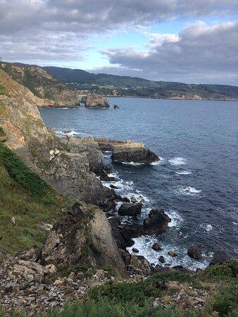 Buenas vistas para fotos de paisajes