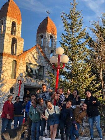 Криль, Мексика: Habitación temática parroquia para 16 personas $5,750 la noche