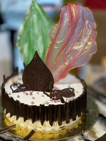 Advance cake decorating workshop